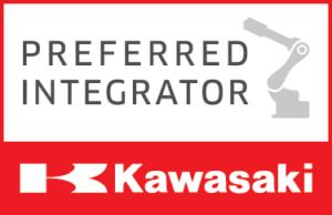 Kawasaki Robots- Preferred Integrator logo