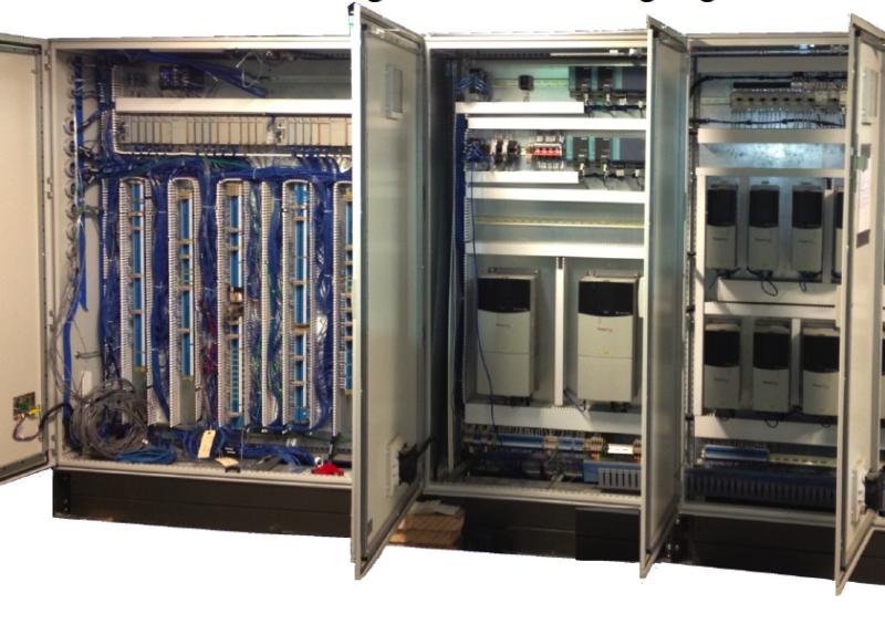 Silver Lake Conveyor Control Panel Cabinets