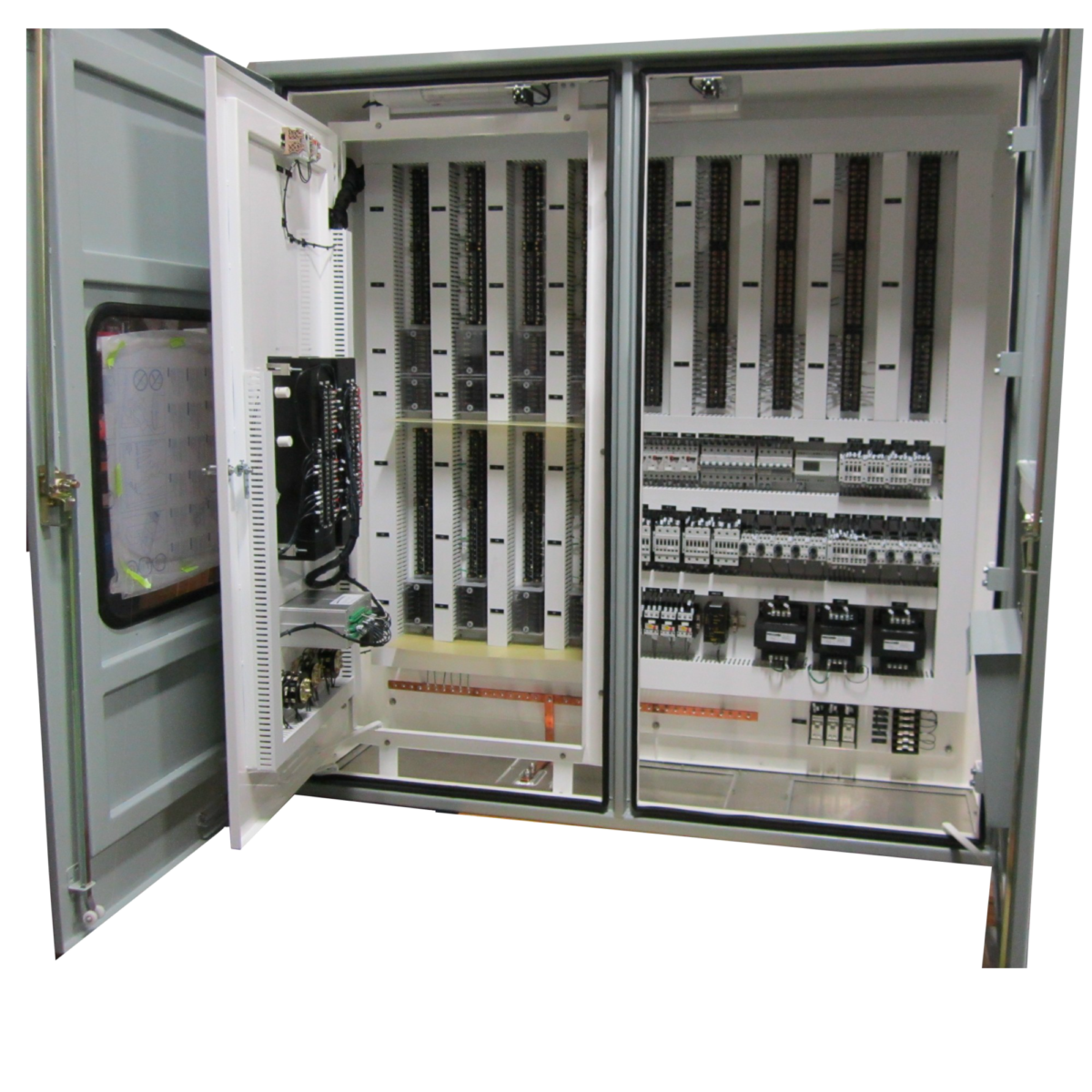 Silver Lake Automation - Power Transformer Control Panels