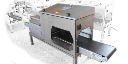 check weigher 205