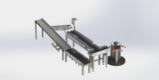 Check Weigher 308