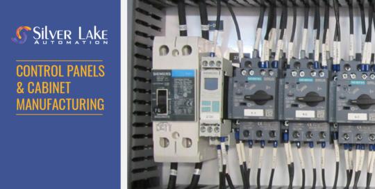 Control Panels- Silver Lake Automation