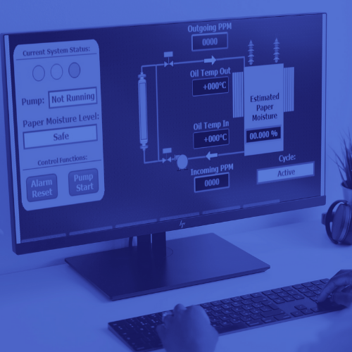 SCADA / PLC programming - automation quality systems