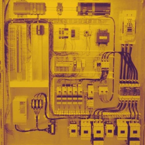Silver Lake Automation control panels