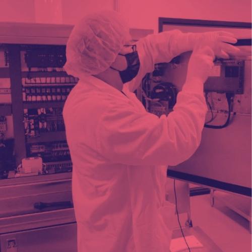 Silver Lake Automation engineer- calibrations