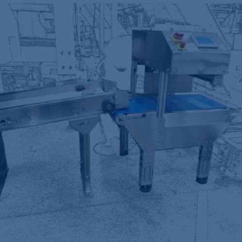 Silver Lake Automation check weigher